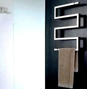 Полотенцесушители, как стильные и «теплые» дополнения домашнего интерьера