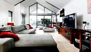 Внутренний дизайн в проектах частных домов
