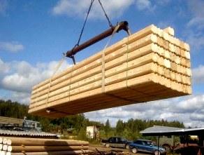Выбираем качественные пиломатериалы для строительства частного дома