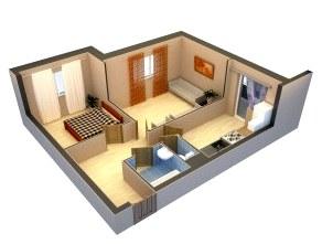 Правильная планировка квартиры - Ремонт своими руками; Капитальный ремонт