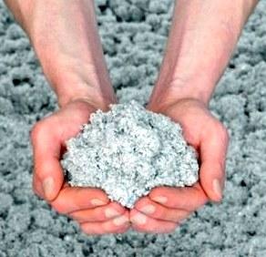 Эковата – экологически чистый материал для утепления
