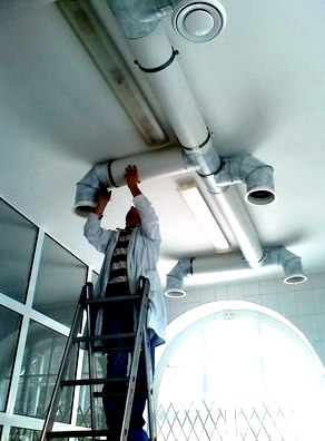 Правильная вентиляция в жилом помещении