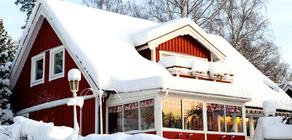 Из чего финны строят экологичные дома?