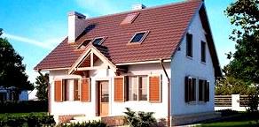 Быстровозводимые дома с мансардой: особенности строительства