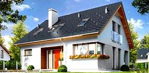 Защита дома с мансардой от прямых солнечных лучей летом
