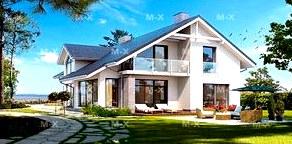 Проекты домов с мансардой: важные моменты при проектировании