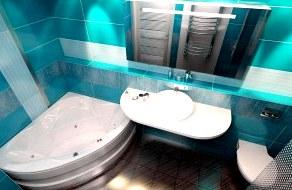 Нужно ли объединять ванную комнату с туалетом?